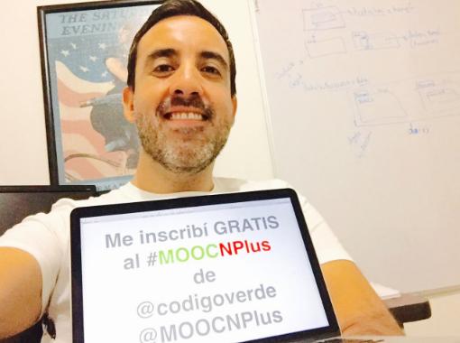 Alumnos inscritos al #MOOCNPlus de códigoverde -003
