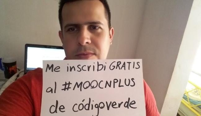 Alumnos inscritos al #MOOCNPlus de códigoverde -006